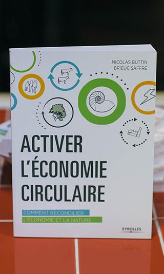 Couverture du livre Activer l'économie circulaire