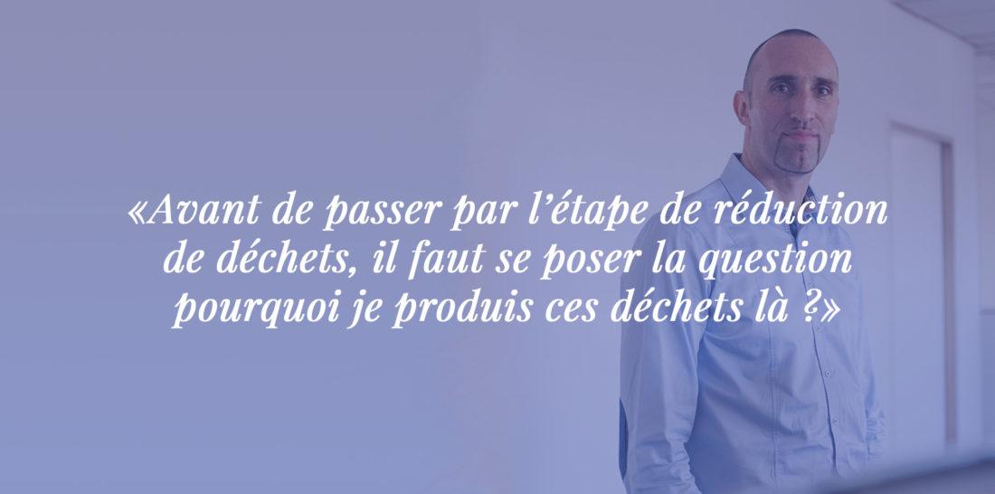 Mathieu Boullenger, entrepreneur