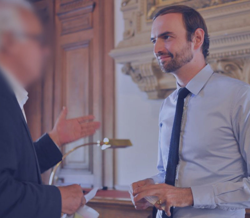 Benjamin d'Hardemare répond aux questions du podcast activer l'économie circulaire