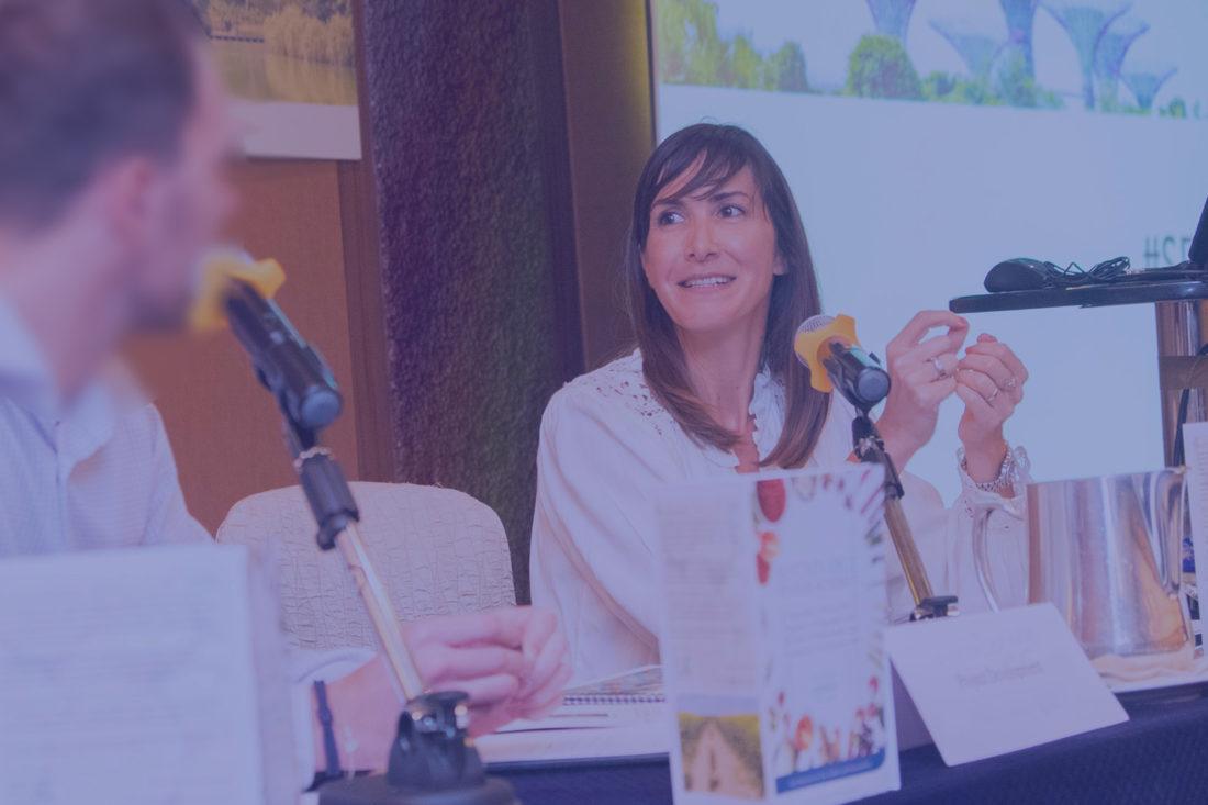 Sophie Boyadjian, associée des Vergers du Mekong.