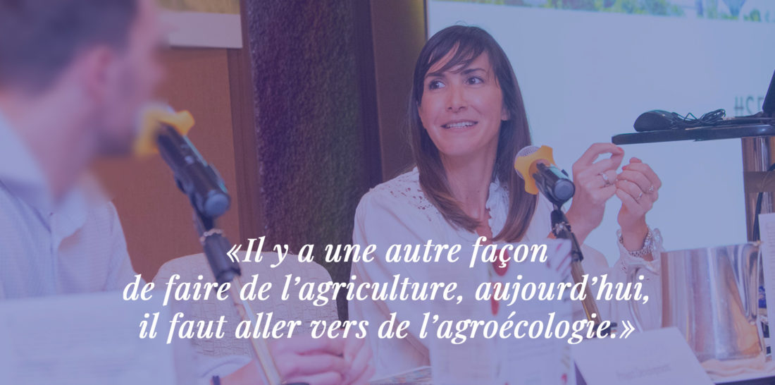 Sophie Boyadjian en interview dans le podcast AEC