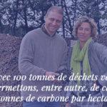 Citation de Nicola Rapetti sur l'intérêt du compost à la ferme