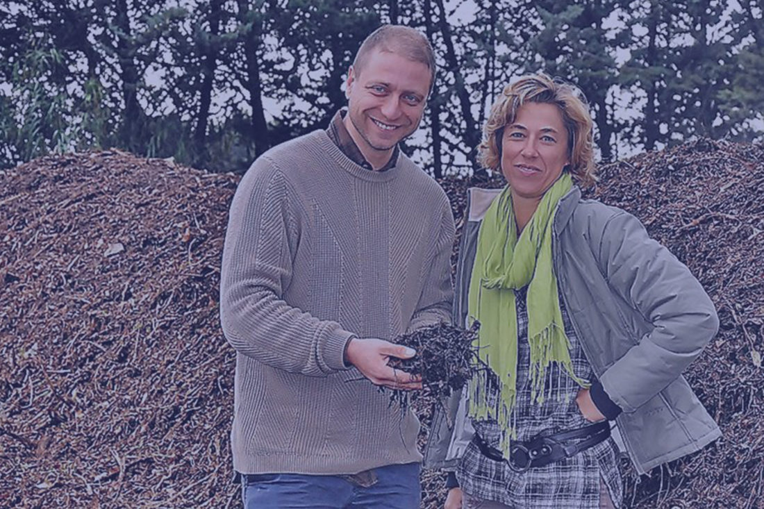 Compost présenté par Nicola Rapetti et Catherine Bouniol.