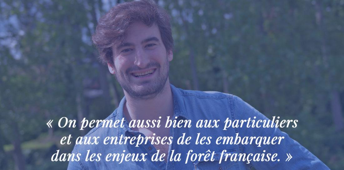 Ecotree parle de la forêt française